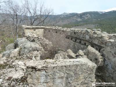 La Chorranca-Cueva Monje-Cerro del Puerco;vacaciones en grupo excursiones fin de año